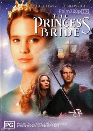 The Princess Bride 1987 poster