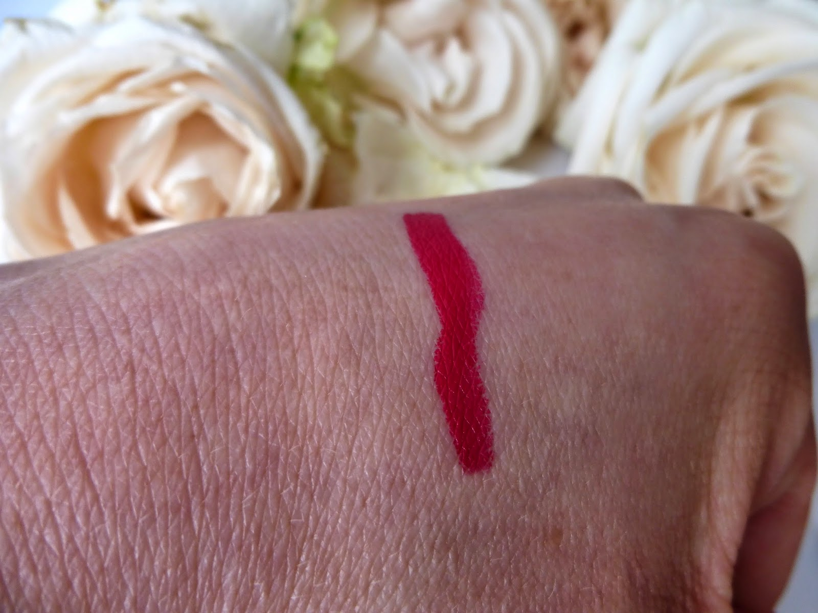 Swatch of Lord & Berry 20100 Shining Lipstick in Cherry