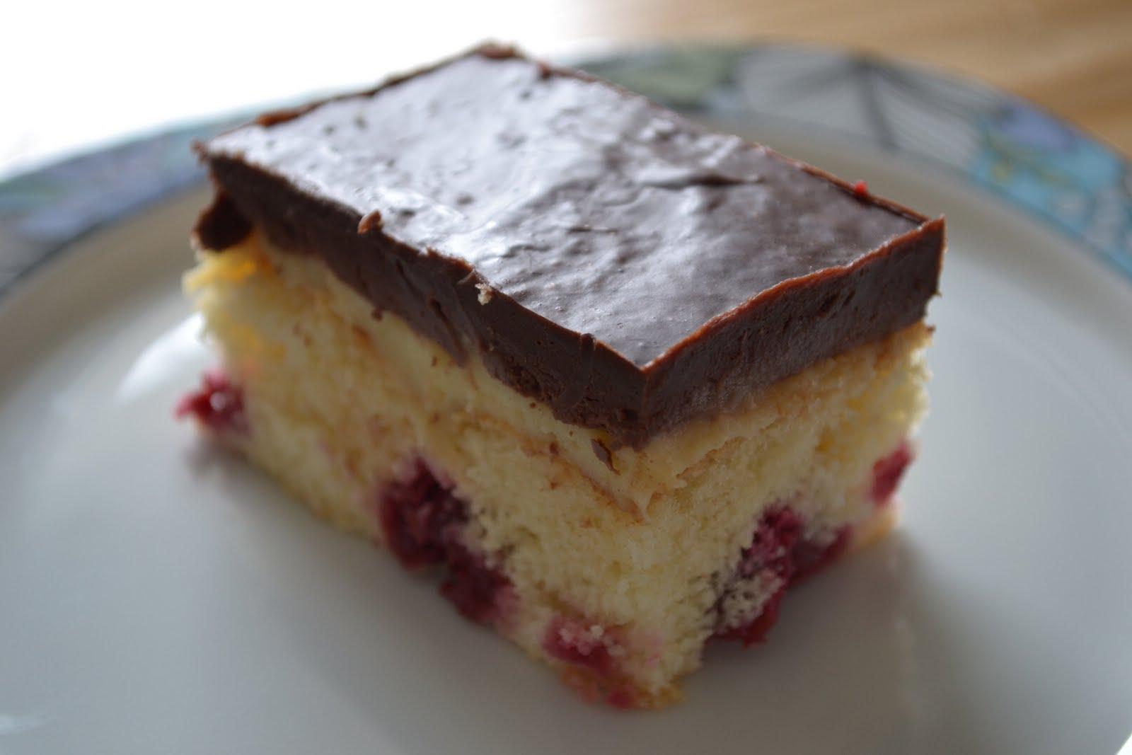 Judy Blog Rezept Schneewittchenkuchen
