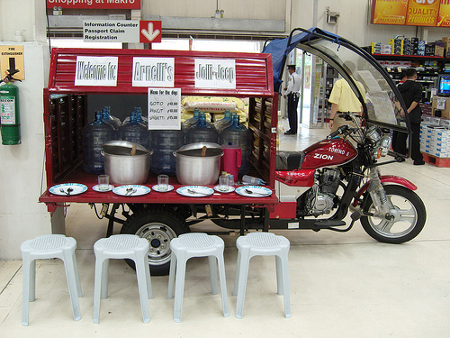 Tricycle Business in the Philippines