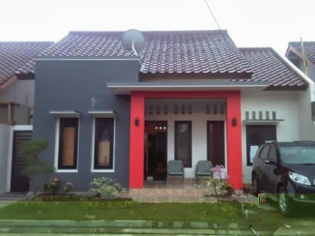 gambar teras rumah minimalis pakai beton cor desain