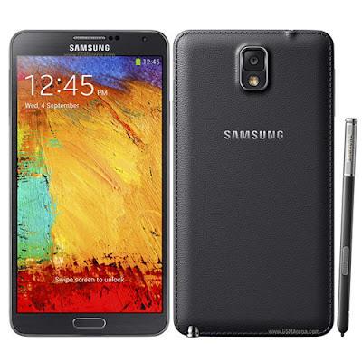 Samsung Galalxy Note Terbaru