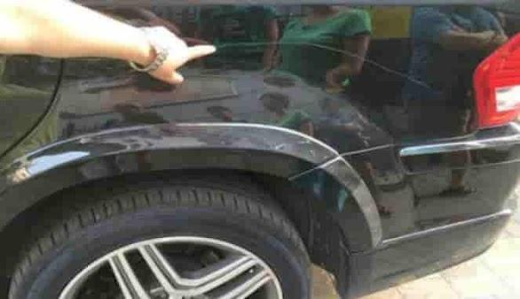 Cara Mudah Menghilangkan Baret Lecet Body Mobil Tanpa Harus ke Bengkel