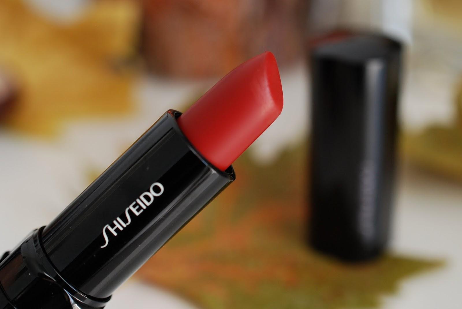 "Shiseido Perfect Rouge RD514 ""Dragon"""