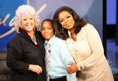 oprah and paula deen crush young black child