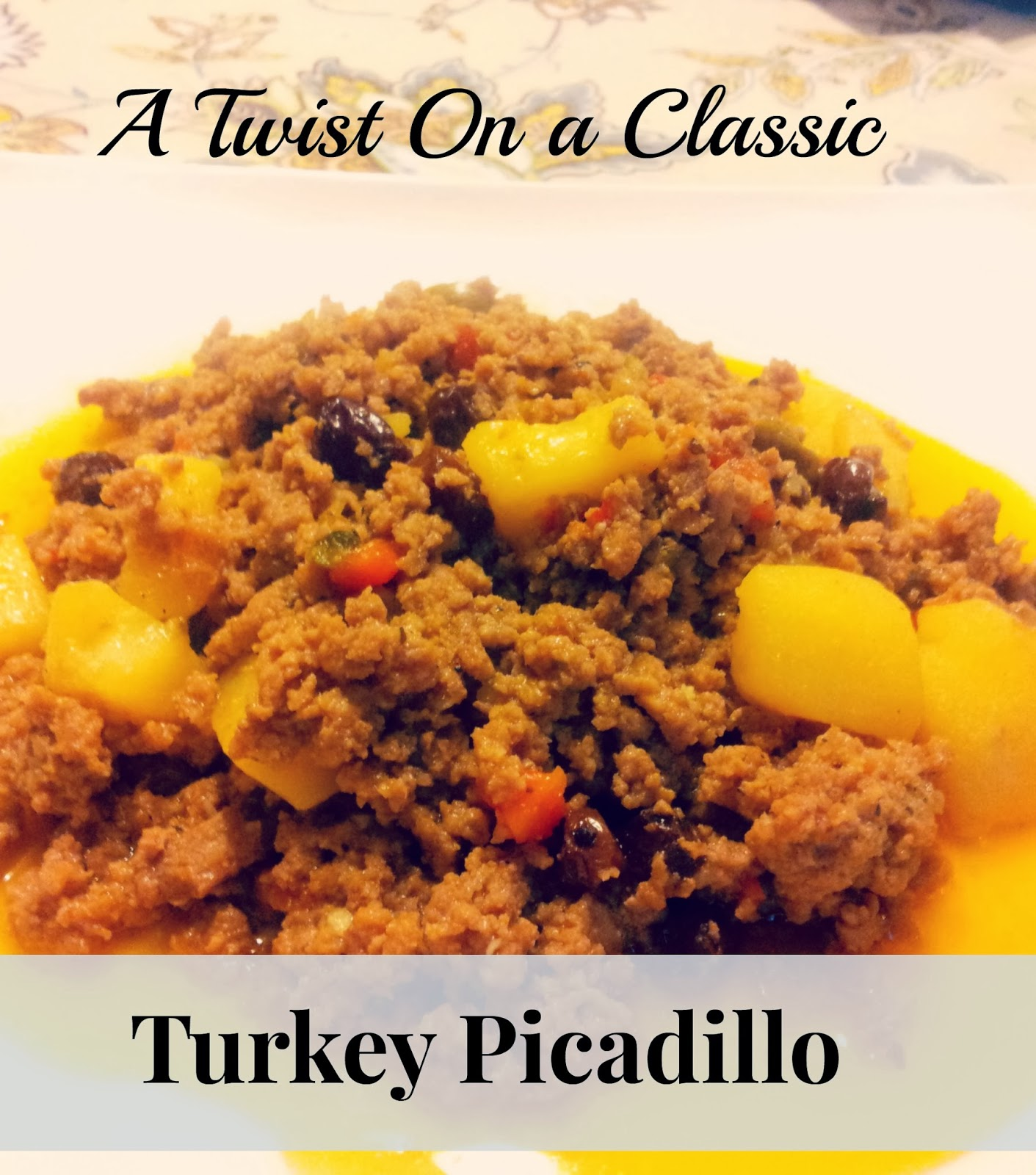 Picadillo-Cuban