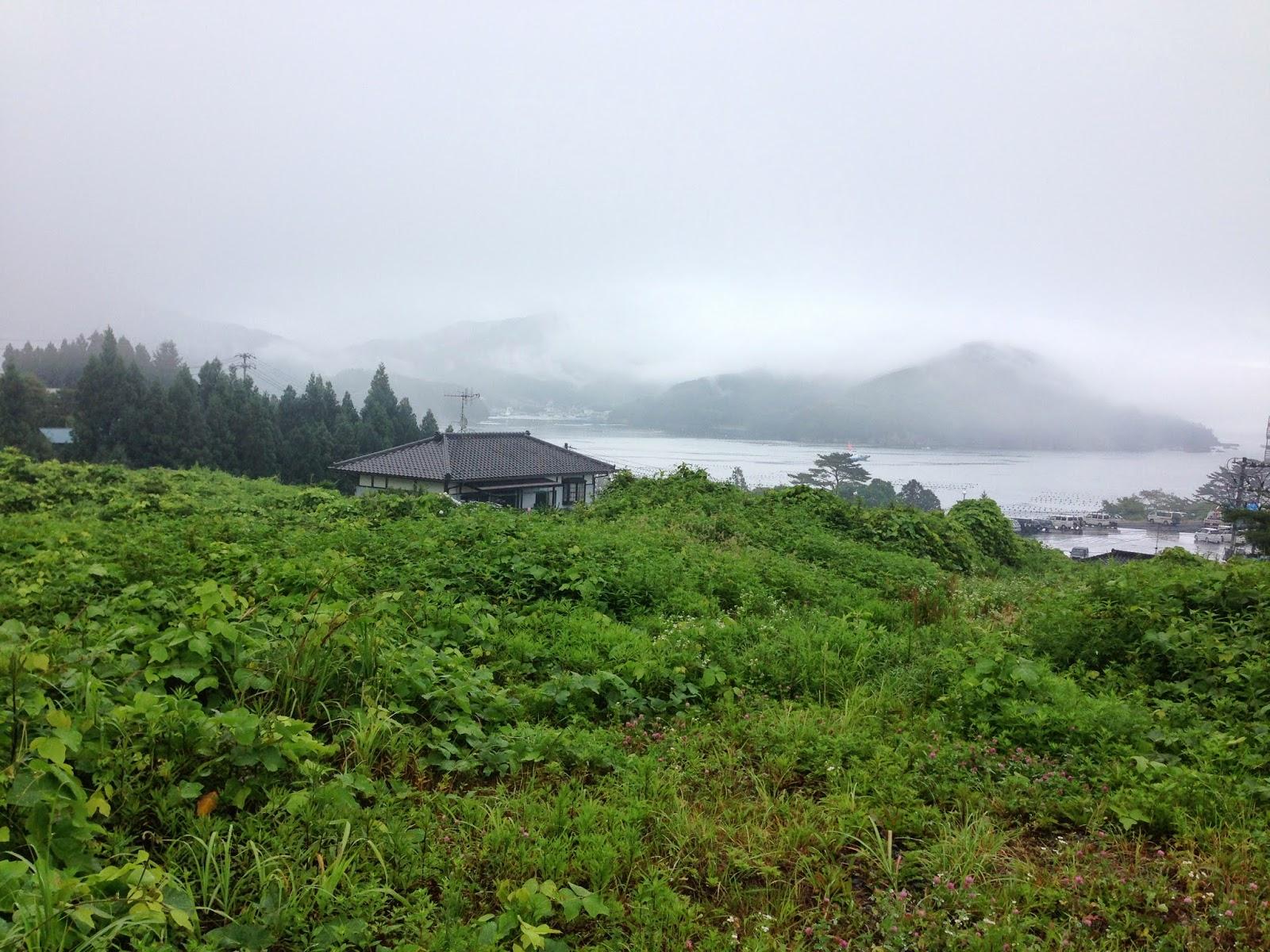 cycling in iwate, biking in iwate, iwate prefecture, biking japan