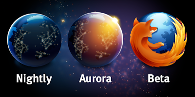 Mozilla Firefox 5 aurora