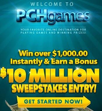 Instant Win Games Online