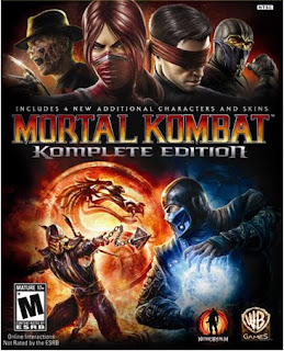 Download Game Mortal Kombat: Komplete Edition for PC