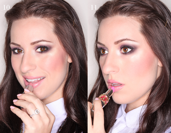 mac-angel-lipstick-ysl-sheer-candy-glossy-balm-pink
