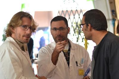 Les Docteurs Polars à TPS (2)