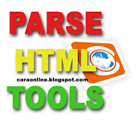 tools parse HTML blog