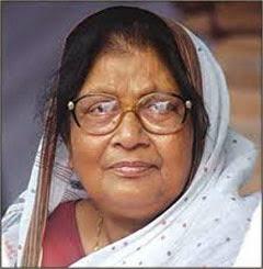 লতিফ সিদ্দিকীকে মুখফোড় বললেন সাজেদা