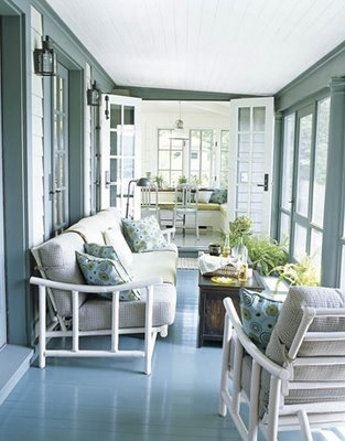 Lifestyle in blog winter wishlist sunrooms for Screened in sunroom