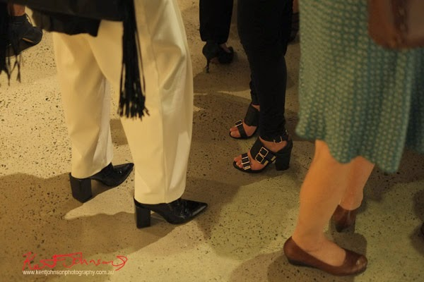 Summer shoes at Black Eye Sydney.