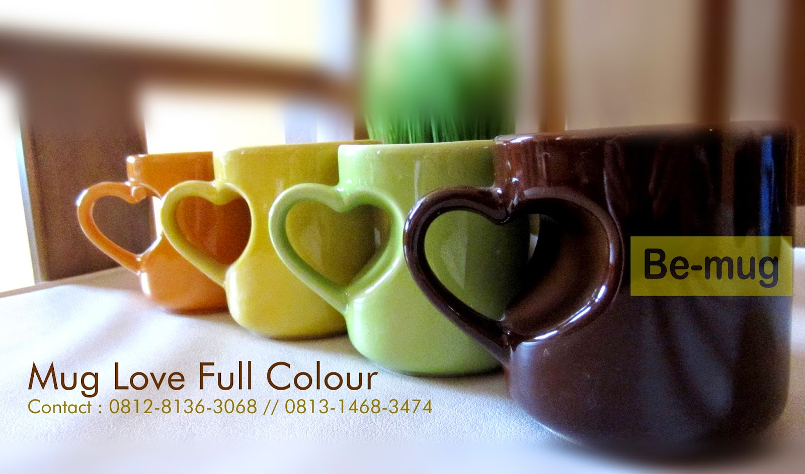 Mug Love Full Colour