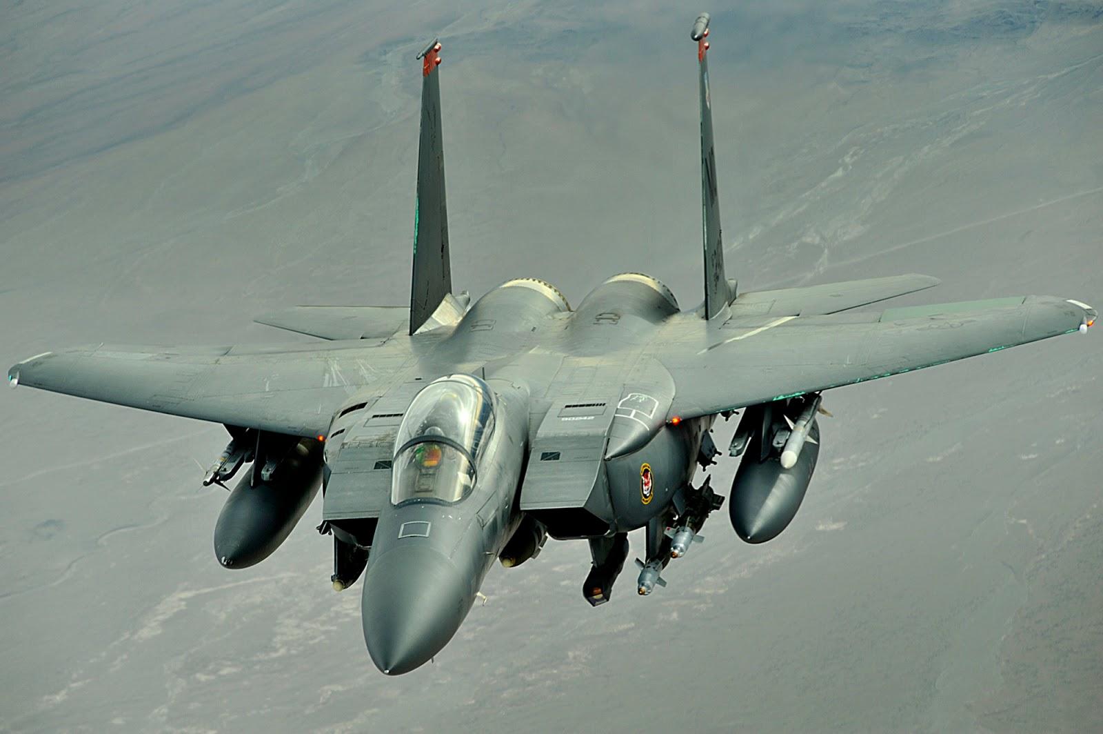 F 15 Strike Eagle F-15E Strike Eagle Mul...