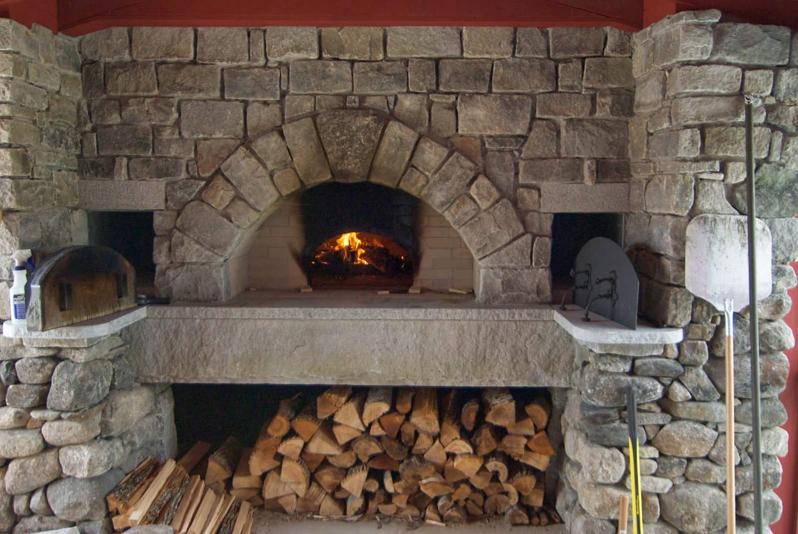 true brick ovens april 2014