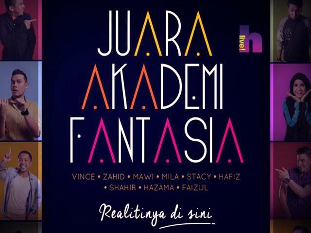 STUDIO H Warnai Akademi Fantasia 2014