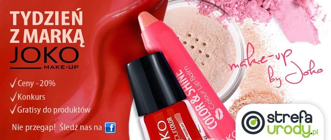 Tydzień z marką : JOKO Make-Up