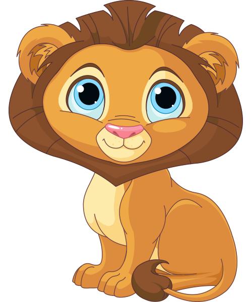 Charming Lion Icon