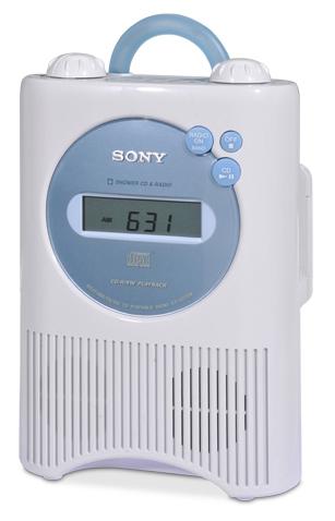 Favorite Thing: Shower Clock Radio