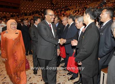 Penetapan, gaji, mati, staf, awam, diumum, Februari, ini, Putrajaya, Malaysia, Ketua Setiausaha Negara, Datuk Seri Ali Hamsa
