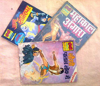 hindi comics, tulsi comics, indian comics