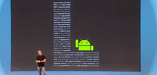 Android 5.0 L