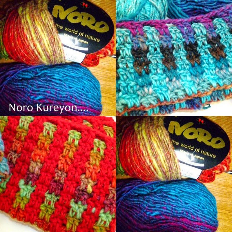 CROCHET: I Love Moss Stitch