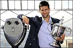 Novak Djokovic vence US Open de Tênis 2011