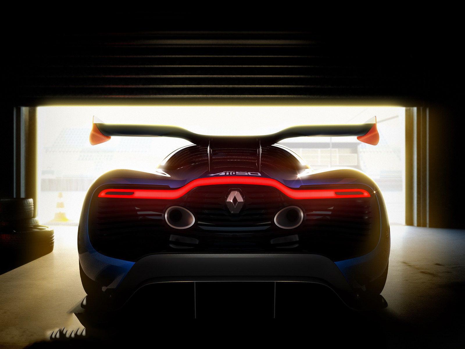 car in Renault Alpine vai chegar em 2015