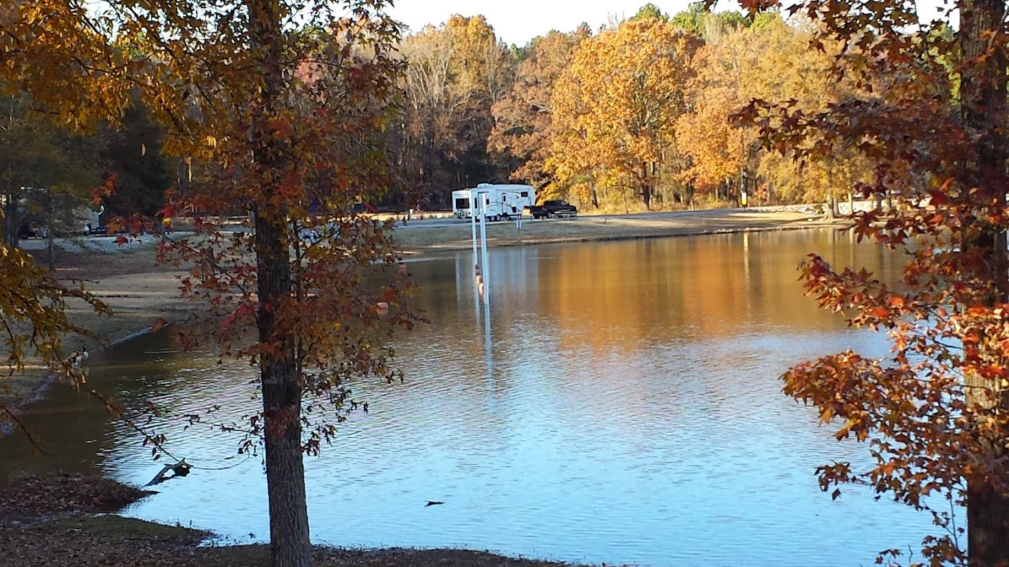 Grenada Lake, MS North Abutment Campground