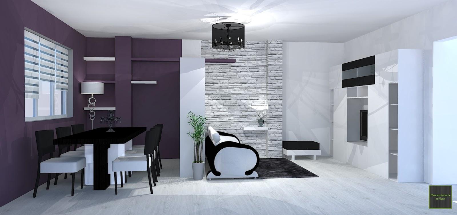 mon architecte en ligne salon baroque contemporain. Black Bedroom Furniture Sets. Home Design Ideas
