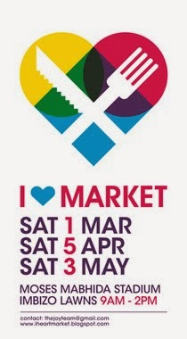 I heart Market - March, April, May