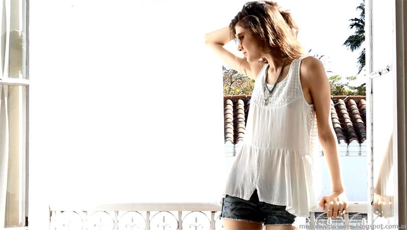 Moda primavera verano 2015 ropa de mujer. Koxis verano 2015.