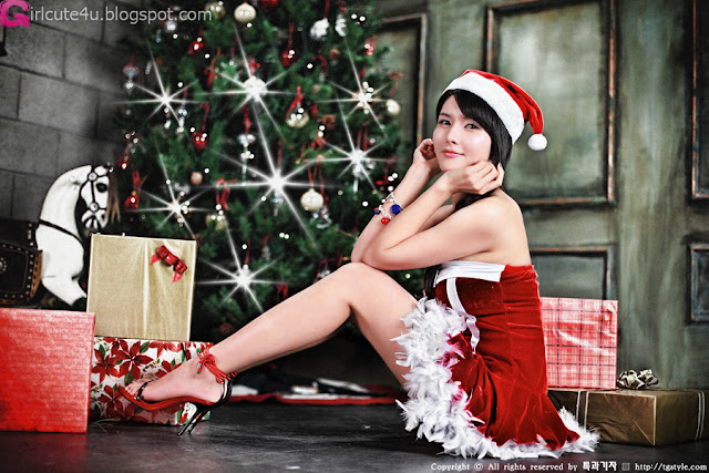 1 Santa Cha Sun Hwa-very cute asian girl-girlcute4u.blogspot.com