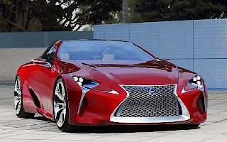 Lexus ES Lebih Nyaman dari GS