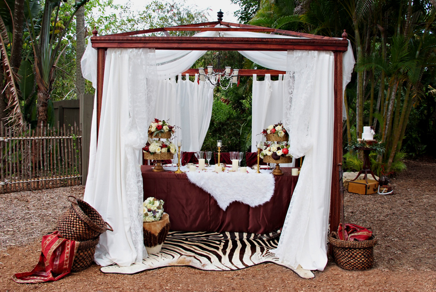 Savvy Deets Bridal Styled Shoot Safari Styled Wedding