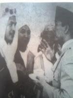Abuya dan Sukarno