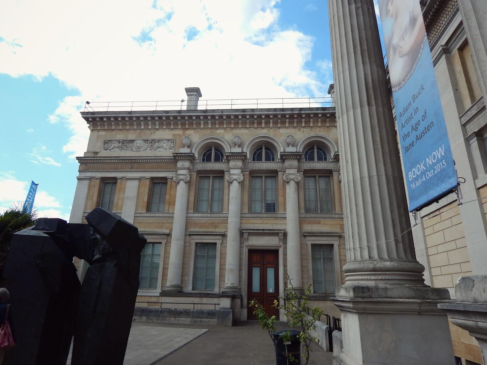 Oxford Ashmolean Museum