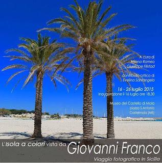 L'ISOLA A COLORI VISTA DA GIOVANNI FRANCO. VIAGGIO FOTOGRAFICO IN SICILIA