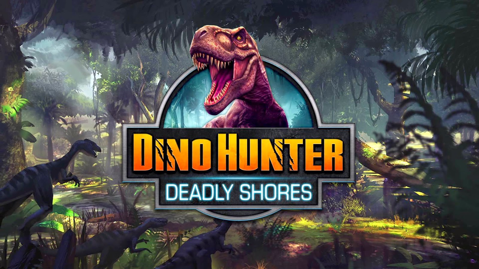 Dino Hunter: Deadly Shores 1.0.0 Apk Download