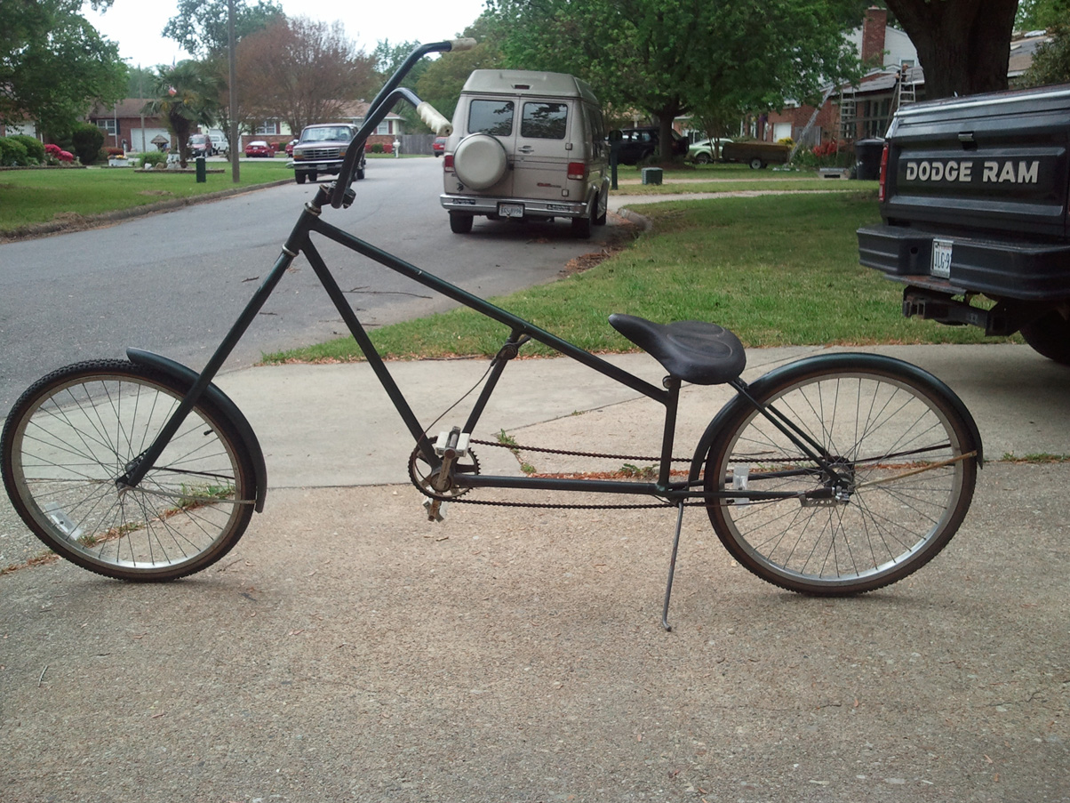 Beach Cruiser Bikes Virginia Beach to build a beach cruiser