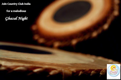 Ghazal Nights with Country Club India