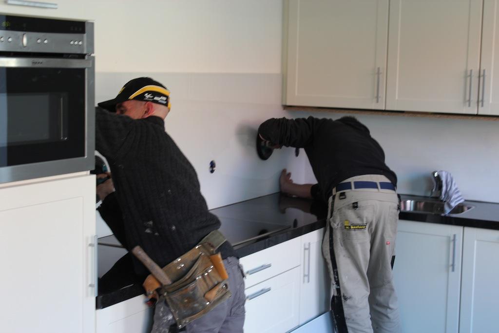 Keuken Foto Achterwand : Claasgoed, Bijsteren, Putten: Glazen keuken achterwand