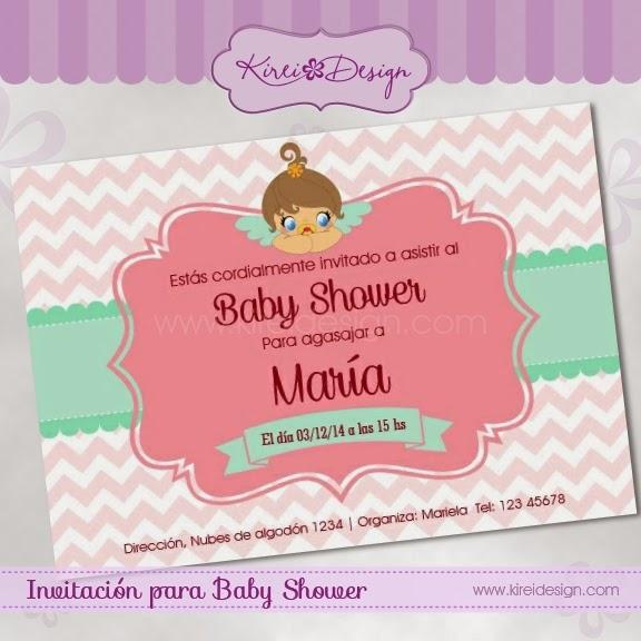 Guía e Ideas para organizar un Baby Shower | KIREIDESIGN
