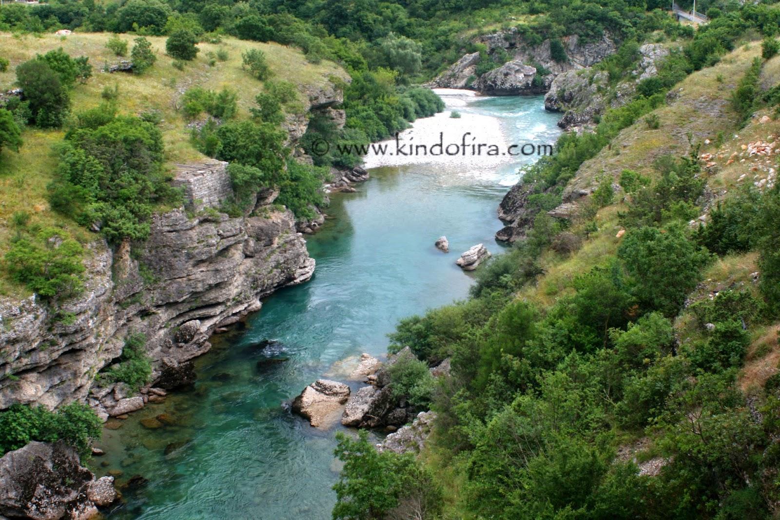 Drumul prin Muntenegru