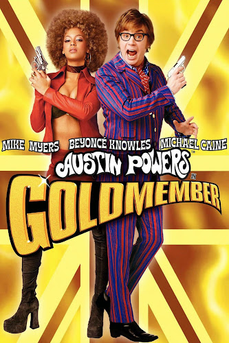Poster Of Austin Powers in Goldmember 2002 Full Movie Download 300MB In Hindi English Dual Audio 480P ESubs Compressed Small Size Pc Movie